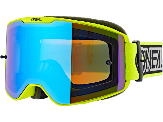 O'Neal B-20 Goggles proxy-neon yellow/black-radium blue